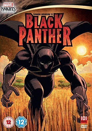 Black Panther ?[Non USA PAL Format] by Various