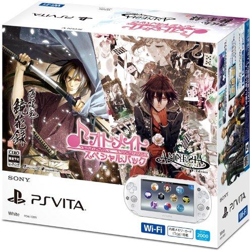 PlayStation Vita オトメイトスペシャルパック (PCHJ-10011)の詳細を見る