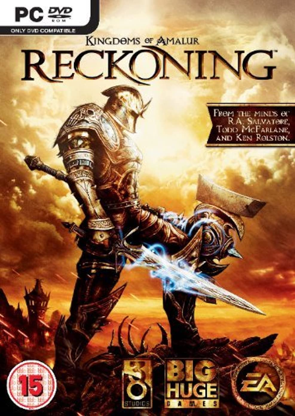 悪性ジョブリーンKingdoms of Amalur: Reckoning (PC DVD) (輸入版)