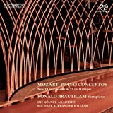 モーツァルト : ピアノ協奏曲集 第4集 (Mozart : Piano Concertos VOL.4 ~ Nos 19 in Fmajor & 23 in A major / Ronald Brautigam | Die Kolner Akademie | Michael Alexander Willens)[SACD Hybrid] [輸入盤] [日本語帯・解説付]