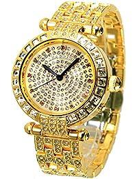 天然ルビーが光る! シャニングソーラー電波時計 [ J.HARRISON ] 腕時計 メンズ 紳士 誕生日プレゼント 3088M