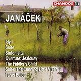 Janacek: Idyll / Suite For Strings / Sinfonietta / Jealousy / The Fiddler's Child / Taras Bulba