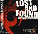 LOST AND FOUND~SHADOW THE HEDGEHOG VOCAL TRAX~ 画像