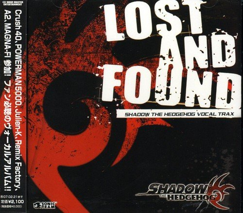 LOST AND FOUND~SHADOW THE HEDGEHOG VOCAL TRAX~の詳細を見る