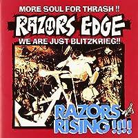 RAZORS RISING!!!! by RAZORS EDGE (2003-04-16)