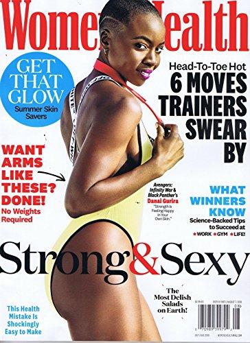 Women's Health [US] July - Aug...