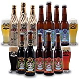 【世界が認めた新潟の地ビール】 スワンレイクビール 飲み比べ 12本セット 330ml×12本 (ホワイトスワンヴァイツェン×4本、越乃米こしひかり仕込ビール×3本、アンバースワンエール×3本、ポーター×2本)