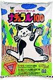スーパーキャットナチュラル100 8L×4袋入 猫用 (ケース販売)