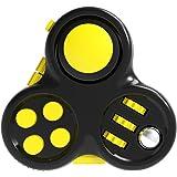 GILOBABY 最新ストレス解消できる玩具 10新機能おもちゃ 血液循環促進 指の敏捷性をエクササイズ 大人と子供に適用