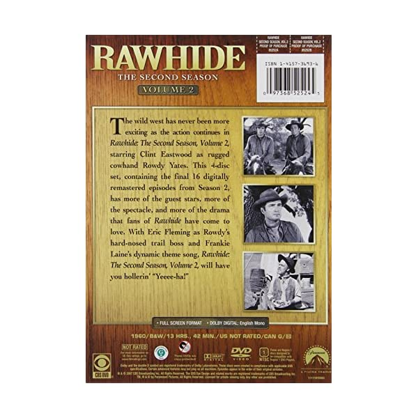 Rawhide: Four Season Pa...の紹介画像4
