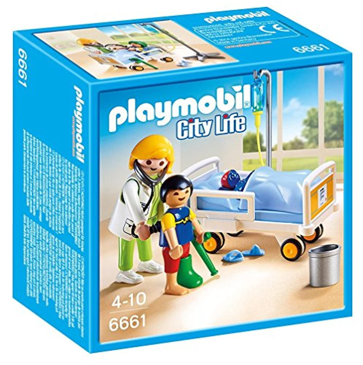 PLAYMOBIL Doctor with Child Playset [並行輸入品]