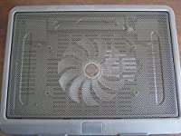 10インチ- 15インチ17インチtz-90Laptop PCノートブックUSB冷却クーラー1140mm BigファンNetスタンドパッドポータブルブルーLEDライト