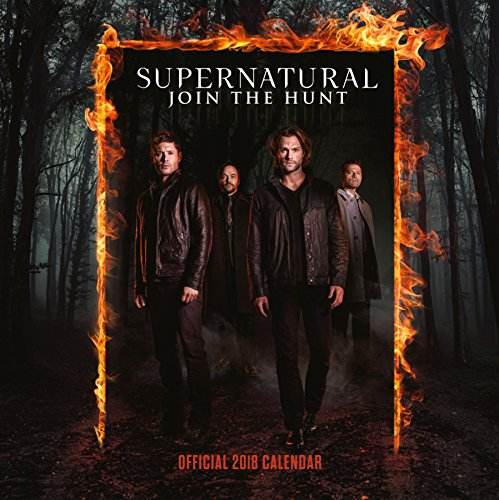 Supernatural Official 2018 Cal...