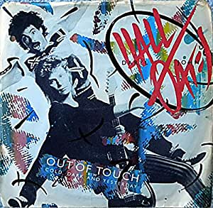 """Out Of Touch - Daryl Hall & John Oates 7"""" 45"""
