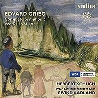 Grieg: Symphonic Works Vol 4