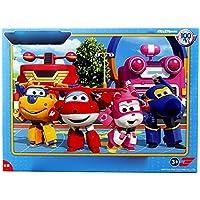 siyushop子供の漫画おもちゃパズル – ペーパーパズルゲーム、子供のパズルゲーム( 100 ) (カラー: A )