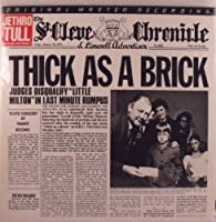 Thick As A Brick [Half-Speed Original Master Recording Mobile Fidelity Sound Lab (MFSL)]