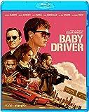【Amazon.co.jp限定】ベイビー・ドライバー(初回生産限定)(B3ポスター付き) [Blu-ray]