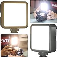 【2020最新版】VIJIM VL81 ledカメラライト ledビデオライト Type-C充電式撮影用 3000mA小…