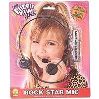 Rock Star Head set by Rubie's [並行輸入品]