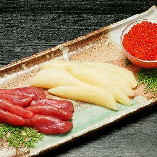 こだわり産直 海鮮セット 北海魚卵3点セット