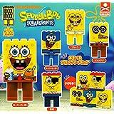 BOX BOX スポンジ?ボブ スクエアパンツ Sponge Bob SQUAREPANTS 全5種セット ガチャガチャ