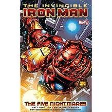 Invincible Iron Man Vol. 1: The Five Nightmares (Invincible Iron Man (2008-2012))