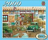 MasterPieces Signature Series Farm & Fleet Store Puzzle (2000 Piece) [並行輸入品]
