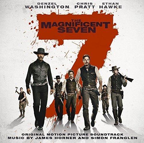 「マグニフィセント・セブン」オリジナル・サウンドトラック