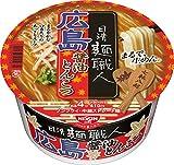 日清 麺職人 広島醤油とんこつ 90g 1ケース(12食入)