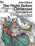 The Night Before Christmas Coloring Book (Dover Holiday Coloring Book) -