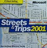 Streets & Trips 2001: Own the road wherever you go (Microsoft)