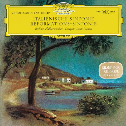 """Mendelssohn: Symphonies Nos.4 """"Italian"""" & 5 """"Reformation"""""""
