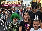 Halloween on Space Mountain