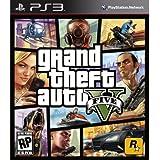 Grand Theft Auto V (輸入版:アジア) - PS3