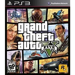 Grand Theft Auto V (輸入版:アジア)