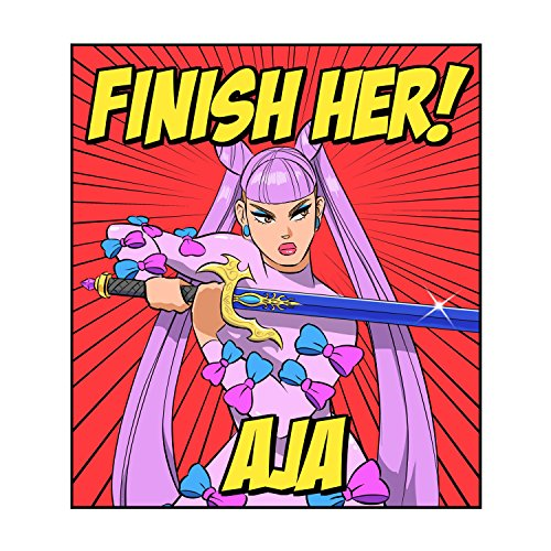 Finish Her! (Feat. Wnnr & DJ Accident Report) [Explicit]