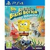 SpongeBob SquarePants: Battle for Bikini Bottom - Rehydrated, PS4