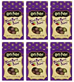 Jelly Belly Harry Potter Bertie Botts Every Flavor Beans 6 Pack