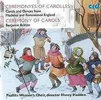 Ceremonyes of Carolles by Hadden:dir/Psallite Women's (2009-10-13)