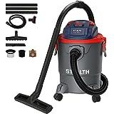 STEALTH ECV05P1 Shop Vacuum, Dark Gray
