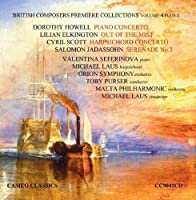 British Composers Premiere Collections 4 by Purser