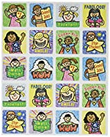 Multicultural Motivational Stickers