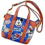 Disney(ディズニー) スマポシェ トランクデザイン ミッキー&フレンズ ディズニークリアファイル