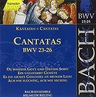 Bach:Cantatas Bwv23
