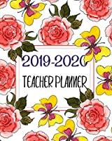 2019-2020 Teacher planner: Classroom and student management with planning logbook from July 2019 - June 2020 (Teaher planner 2019-2020)