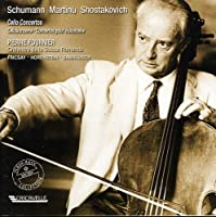 Schumann/Martinu/Shostakovich: