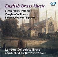English Brass Music/Holst/Ir