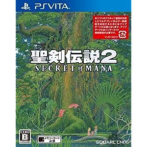 【PS Vita】聖剣伝説2 シークレット オ...の関連商品2