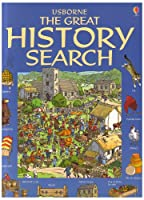 Usborne The Great History Search (Great Searches New Format)